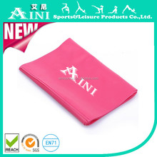Hot sales 1.5m yoga pilates rubber Natural Latex Theraband