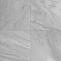 Polished Volakas Marble Natural Stone Subway Wall Tile