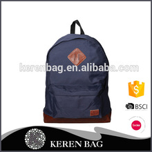 Newest Design Waterproof Korean style fashion school backpack