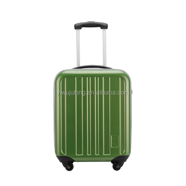 Hot Sale Waterproof Cheap Pure Color Travel Luggage Yiwu Manufacturer