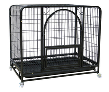 High quality steel tube dog crate accessories pet cages carriers houses