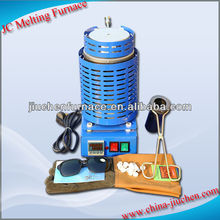 Mini 1-4kg Gold Electric Melting Furnace for Jewelry