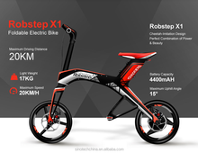 Purchasing service Robstep x1 foldable electric scooter
