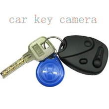 HD 720P USB Rechargeable Digital Video Recorder hidden Car Key Camera