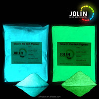strontium aluminate, non-toxic colored powders, glow in the dark tattoo ink