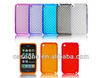 Water cube TPU Case for iPhone 3G