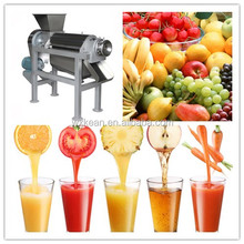 commercial screw type grape cold press juicer machine