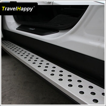 Auto Parts OEM Running Boards for BMW X3 F25 2011+