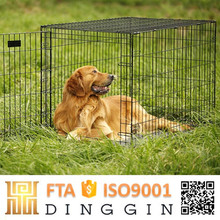 Iron acrylic dog cage lock