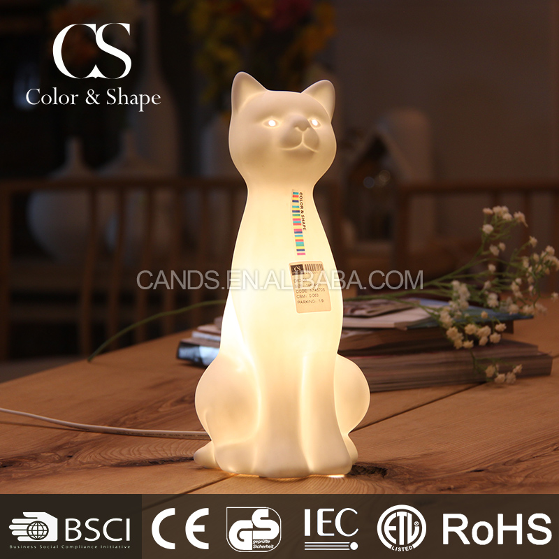 Modern ceramic table lamp, carrefour products table lamp
