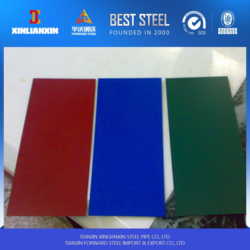 Cheap Colorful Corrugated Metal Sheet / China quality stone coated steel roofing panels / Sand