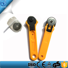 Straight handle rotary cutter for fabric,28 mm Eco-friendly fabric rotary knife