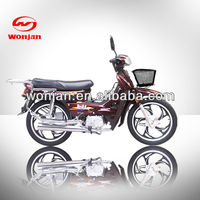 2013 New Design Poweful 110CC cub Motorcycle, EEC 110CC cub Motorbike (WJ110-2)