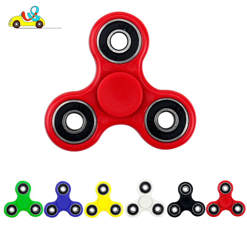 2017 New design Original Factory pressure relief ceramic bearing fidget spinner toy in stock//