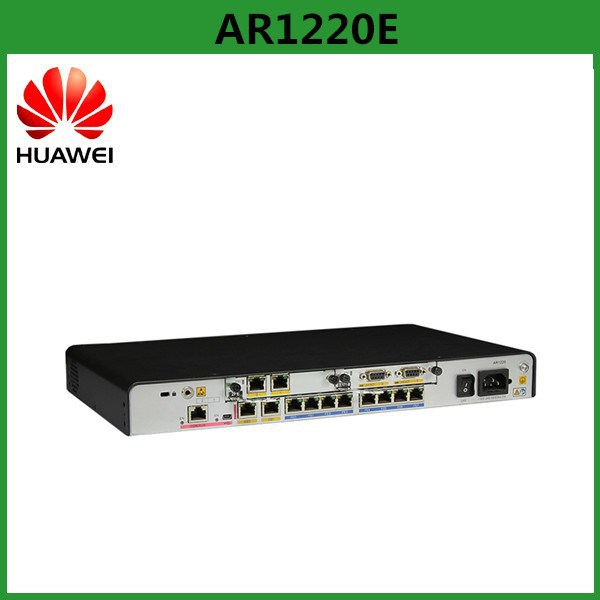 Huawei AR1200 Series Enterprise Routers AR1220E supports 3G LTE