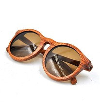 Cheap Wholesale custom designer made wooden sunglasses/eyewear