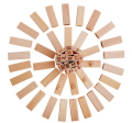 Wooden Domino Preschool Teaching Aid Wooden Kids Learning Wooden Domino