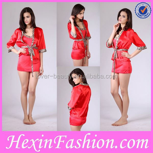 Wholesale new style romantic sleepwear