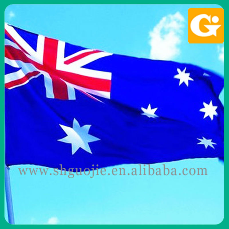 Australia flag case printer