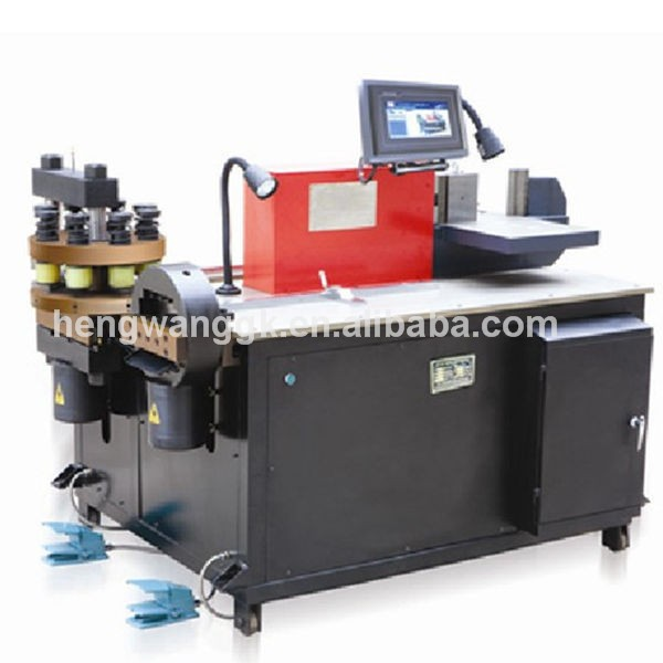 busbar processing machine