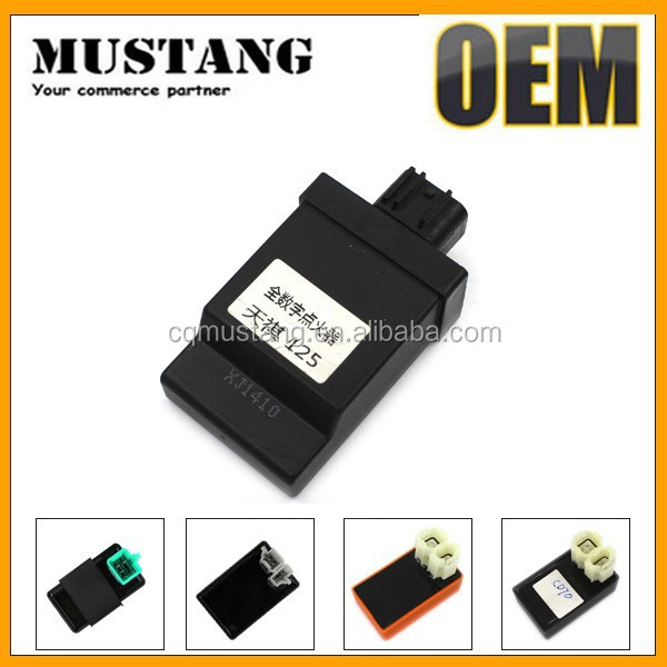 DC Motor Racing Digital Motorcycle CDI 6pin for GY6 125cc