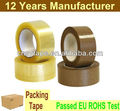 bopp self adhesive carton sealing tape bopp packing adhesive tape rolls