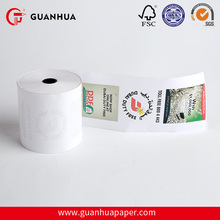 High quality thermal paper atm of CE and ISO9001 standard