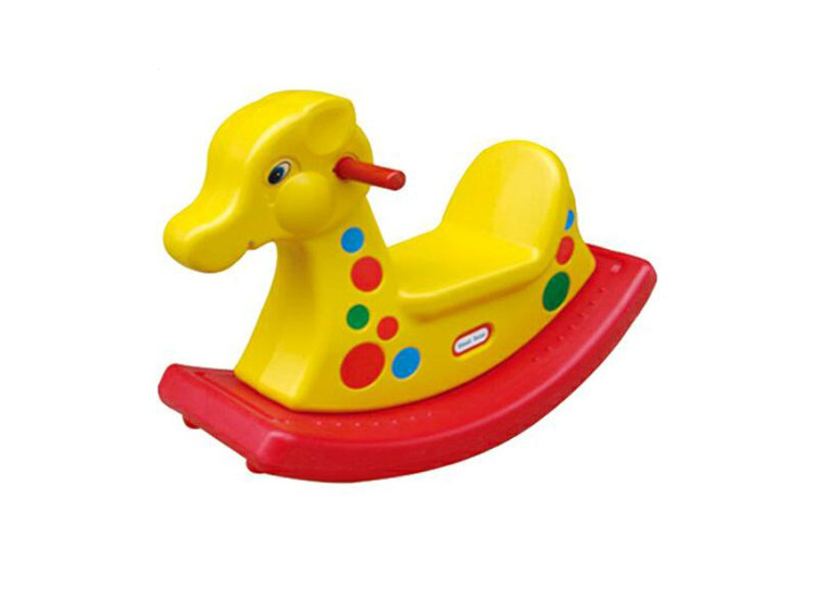 Kids toys plastic rocking horse toy children rocking horse HF-220F