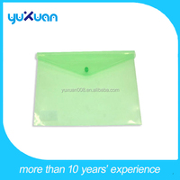 A4 clear plastic bag for car documents