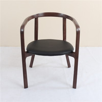 classic solid wood arm chairs Ming chair
