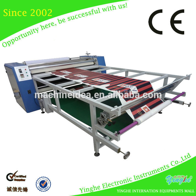 Flocking printing 3d vacuum heat transfer