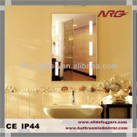Bathroom mirror light fixtures