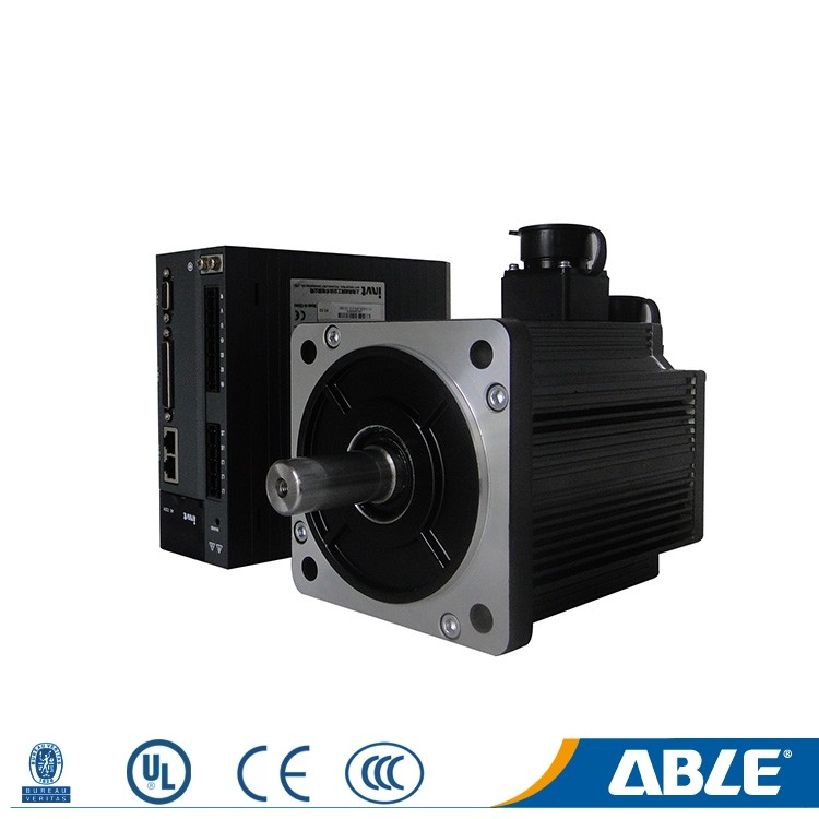 Best iec able permanent magnet ip68 200w powerful servo motor