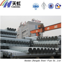 Hot-Dip Galvanized Steel Pipes - Standard BS 1387