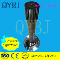Zhangqiu best AutoParts manufacturer transmission drive axle coupling tandem axle