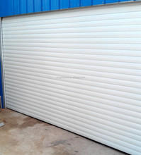high quality Polycarbonate Transparement Roller shutter Door for industry