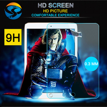 spare parts anti- microbial anti-oil nano liquid shatterproof high clear screen protector for ipad mini 2