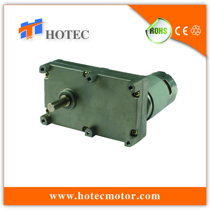 battery connected high output dc motor for electric car