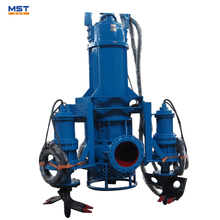 Submersible Dredging Pump Manufacture and Cutter Head