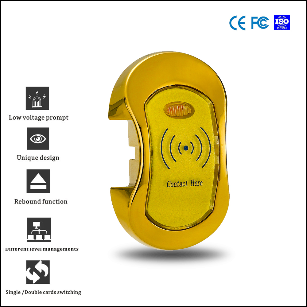 New beautiful design master smart lock combination for swimming pool / sauna / gym