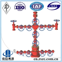 oil/gas wellhead X-mas tree API well drilling cementing equipment first class professional manufacturer of China