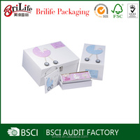 Cheap Hot Selling high quality baby gift box supplier