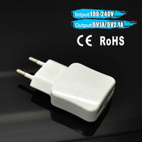 Charger in China for android mid tablet charger