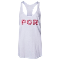 Hot girls sexy vest pictures of girls cotton white tight racerback tank tops