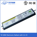 T8 Electronic Ballast for 58W Fluorescent Lamp with UL CE