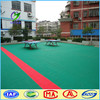 PP Sport Flooring Interlocking table Tennis Court outdoor floor tiles