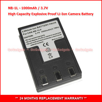 NEW NB-1L Camera Battery [24 Months Warranty]