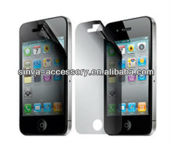 Different Angle Anti-spy Privacy Screen Guard For iphone4/4S,