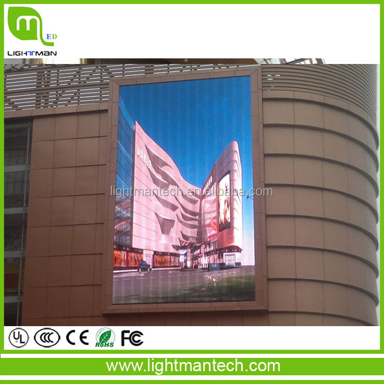 Fine quality newly design outdoor led display in south africa
