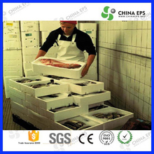 EPS Food Grade eps raw material Fruit and vegetable box expandable polystyrene